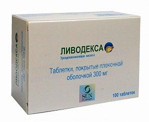 Обзор препарата Ливодекса для печени