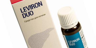Обзор препарата Leviron Duo